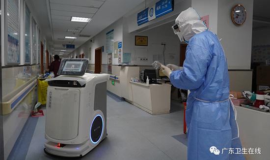 连续两天零新增 广州科技吹响战疫冲锋号